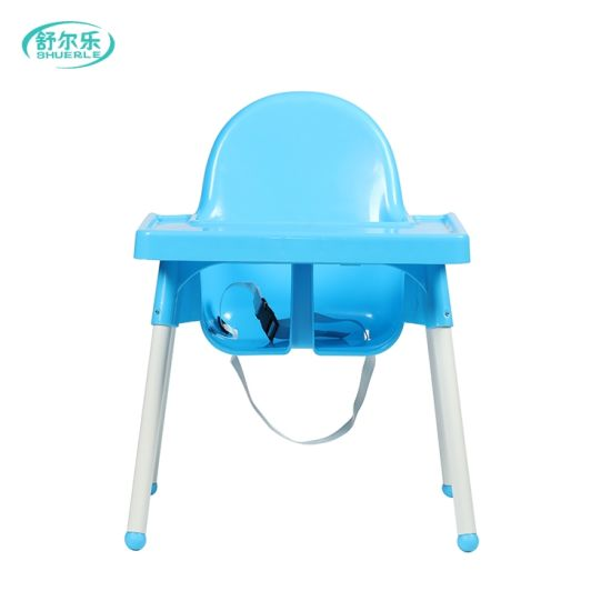 En14988 Passed 2 In1 Baby Food Chair Plastic High Chair for Kids  sc 1 st  Hebei Shuerle Toys Co. Ltd. & China En14988 Passed 2 In1 Baby Food Chair Plastic High Chair for ...