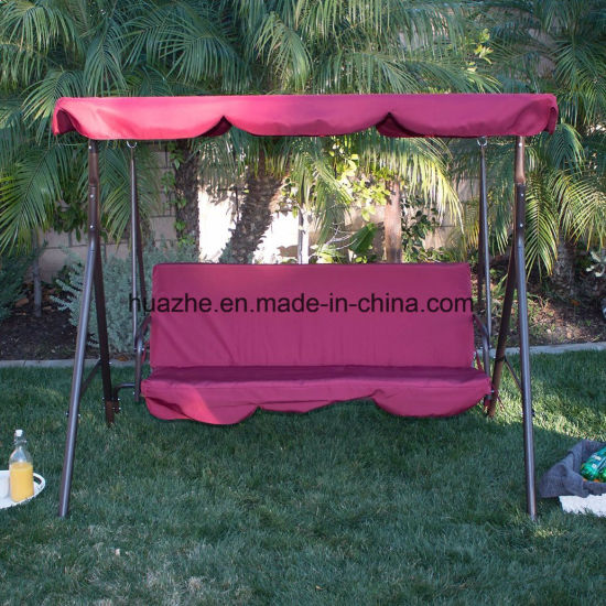 Hotel Use Outdoor Garden Swing pictures & photos
