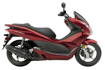 EEC Coc Powerful 50cc 125cc Gasoline Motorcycles Scooter (HD125T-6T) pictures & photos