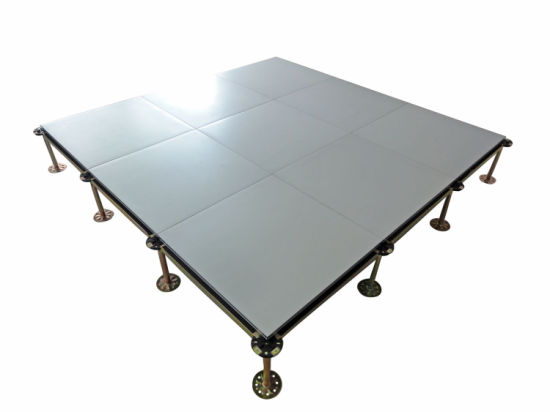 China Wood Core Raised Access Floor Encased by Steel China