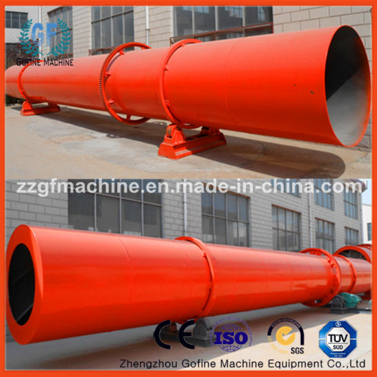 Compound NPK Fertilizer Drying Equipment
