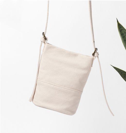 Fashion Shopping Shoulder Bags Eco Friendly Gift Women Handbags Ladies Canvas Tote Bags