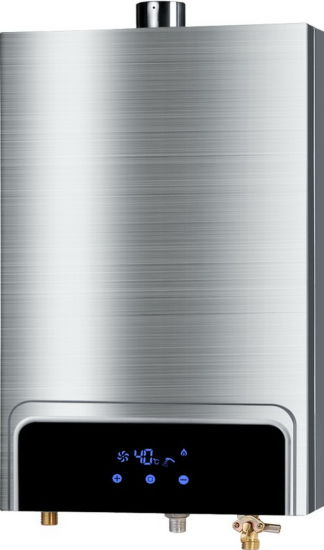 Forced Exhaust Gas Water Heater with Stainless Steel Shell Jsq--Hw-QC76 (8-12L) pictures & photos