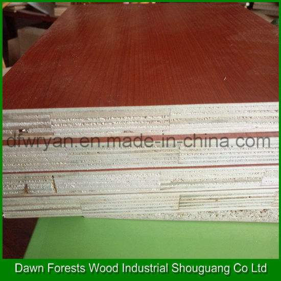 Laminated Plywood Fancy Material Melamine Comercial Plywood pictures & photos