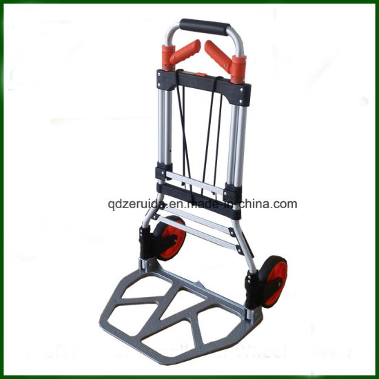 Lightweight Aluminum Hand Trolley pictures & photos
