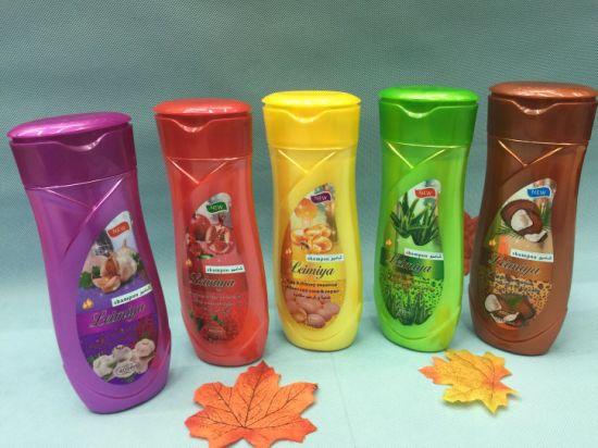 Leimiya 400ml Aloe/Coconut/Pomegranate/Garlic/Honey & Egg Hair Care Shampoo Moisturizing Plant Plastic Bottle Shampoo Advanced Care &Repair Hair Shampoo