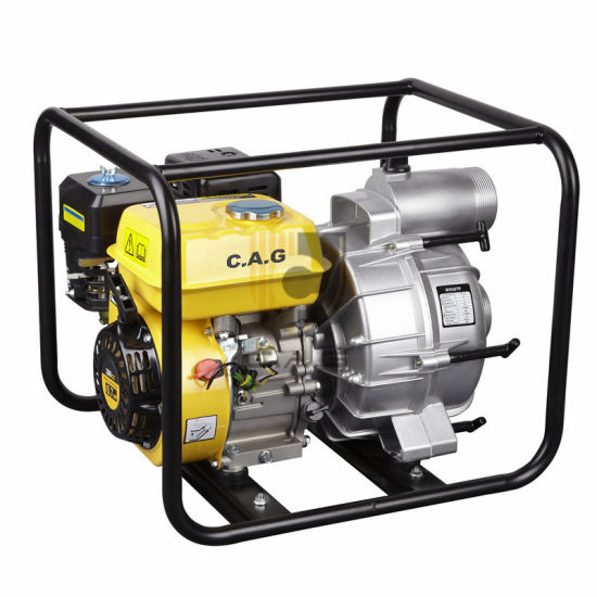 Ce 6.7HP 3inch Gasoline Trash Water Pump (TP30TP)