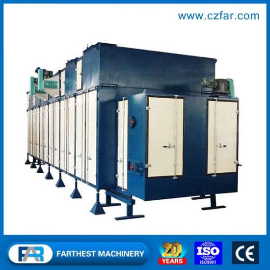 Hot Sales Belt Dryer for Floating Fish Feed pictures & photos