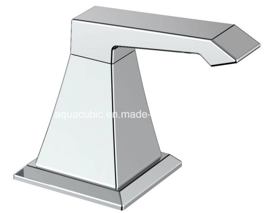 Two Handle Widespread Bathroom Sink Faucet (AF8031-6) pictures & photos