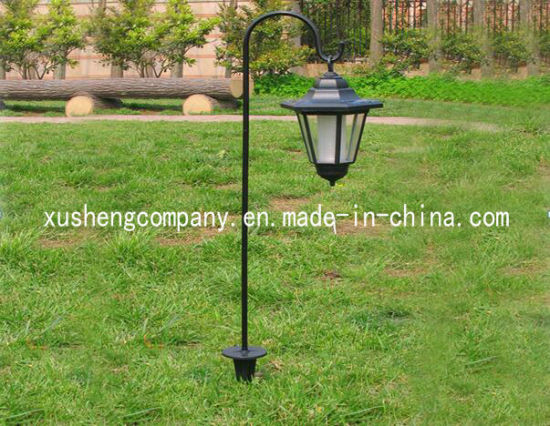 Hook-Type Solar Lawn Lamp pictures & photos