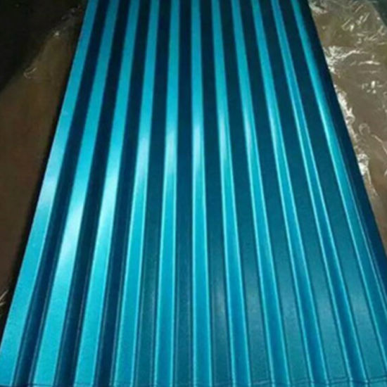 0.13-1.2mm Prepainted Corrugated Steel Sheet with Best Price