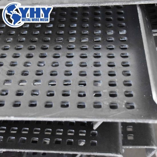 Punching Screen Construction Safety Used for Crusher Machine Parts