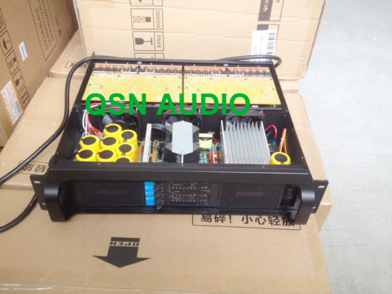 Fp10000q, Power Amplifier Sound Standard, Professional Power Amplifier Circuit, Audio Amplifier pictures & photos