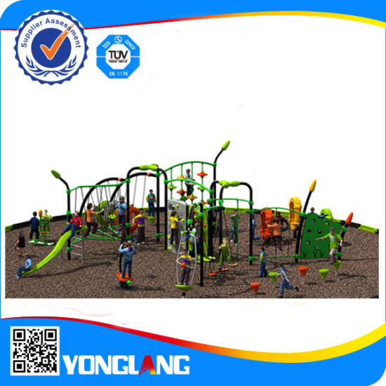 Ancient City Style Series Daycare Playground Equipment pictures & photos