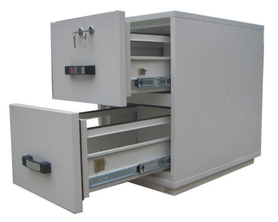 Filing Cabinet Office Metal Fireproof Safes With Ul Two Hour Fire Rated
