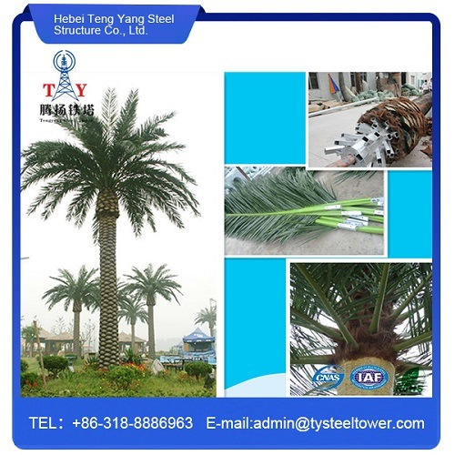 Self Supporting WiFi Bionic Palm Tree Telecom Tower pictures & photos