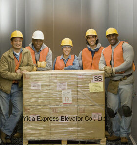 Machine Roomless (MRL) Freight Elevator pictures & photos