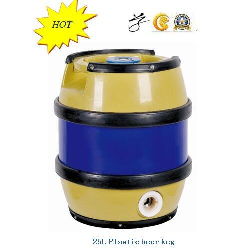5L 15L 20L 25L Plastic Beer Keg pictures & photos