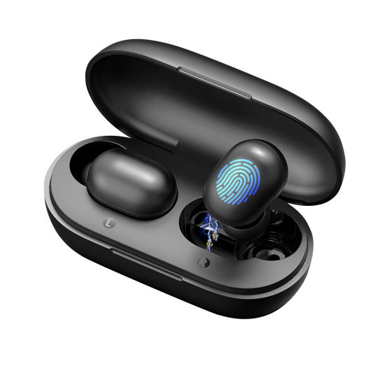 Haylou Gt1 True Wireless Bluetooth 5.0 Earphones Automatic Connection, Ipx5 Waterproof Touch Control Headset, Noise Cancelling Sport Wireless Earbuds
