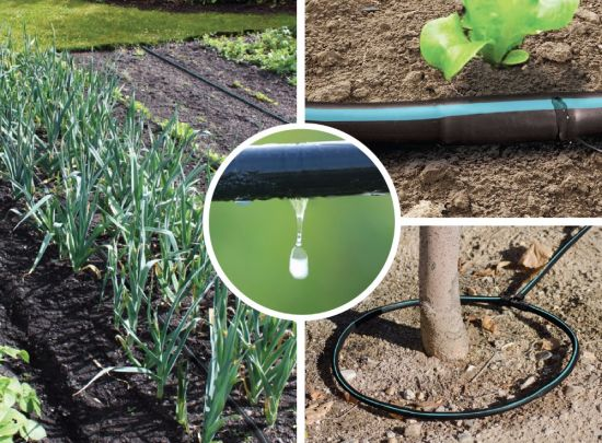 16mm Diameter Thin-Walled Watering Drip Irrigation Tape pictures & photos