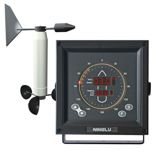 China Marine Wind Meter / Anemometer For Vessels/Ships