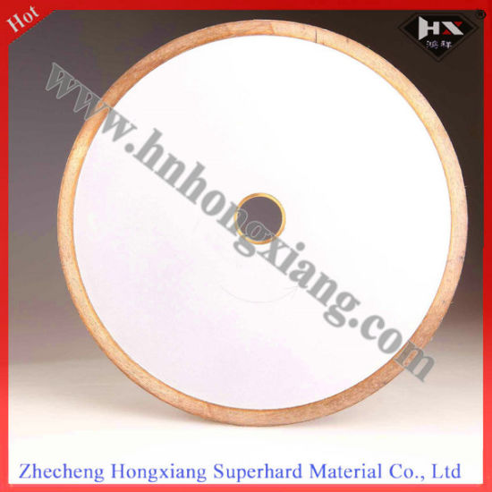 Circular Diamond Cutting Disc for Glass pictures & photos