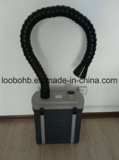 Mini Laser Cutting Egraving Fume Evacuator/ Portable Smoke Filter Extraction pictures & photos