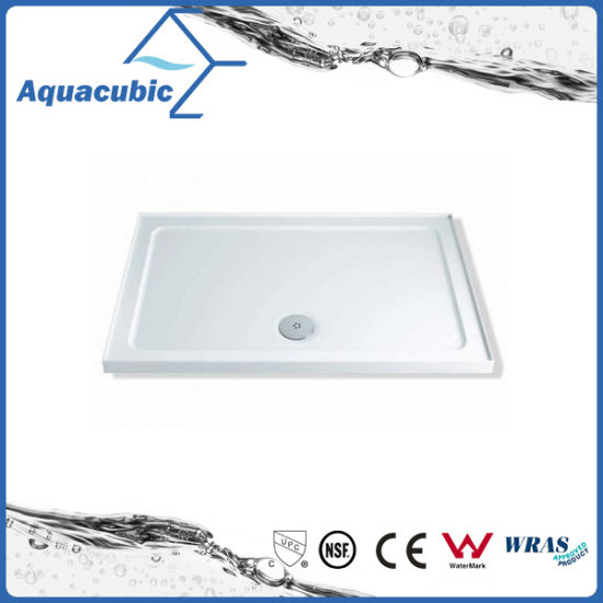 Sanitary Ware Easy Cleaning Surface SMC Bath Shower Tray (ASMC9090-3) pictures & photos