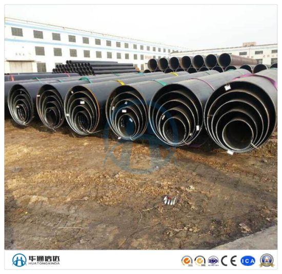 Sch40 Sch80 Std ASTM A106gr. B API Carbon Seamless Steel Tube/Pipe