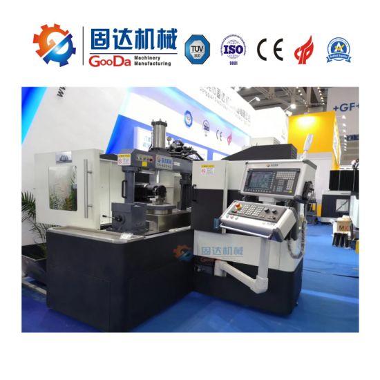CNC Twin Head Milling Machine; Twin Head Cutting Machine; Tools Machining; Plate Surface Treatment Finishing Services Machine