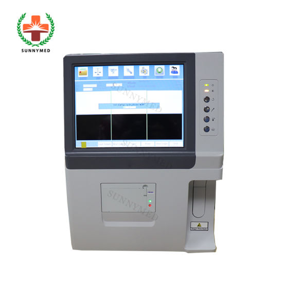 China Sy-Bh192 Medical Blood Testing Equipment Lab 3 Part