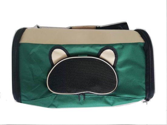 Portable Travel Pet Carrier Bag pictures & photos