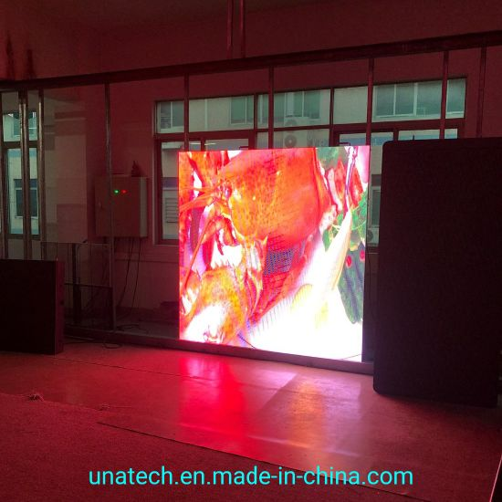 Pixel Pitch P2.6/P2.976/P3.91/P4.81/P5.95 High Resolution Outdoor Stage Digital Rental LED Display