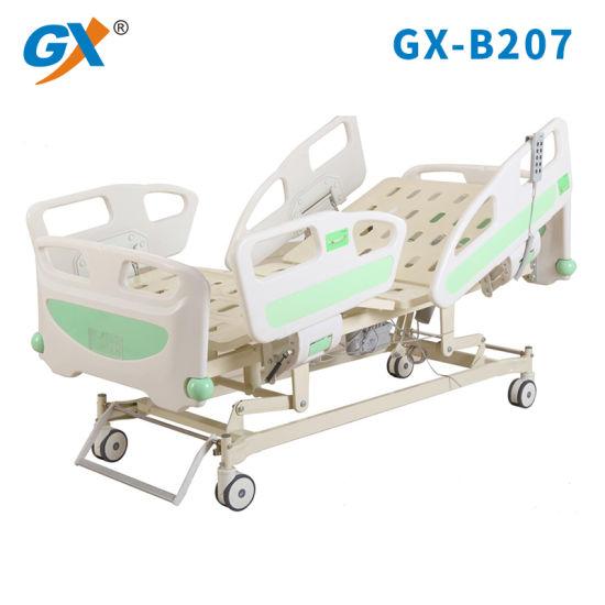 Hospital Furniture Five Function Electric Medical Bed