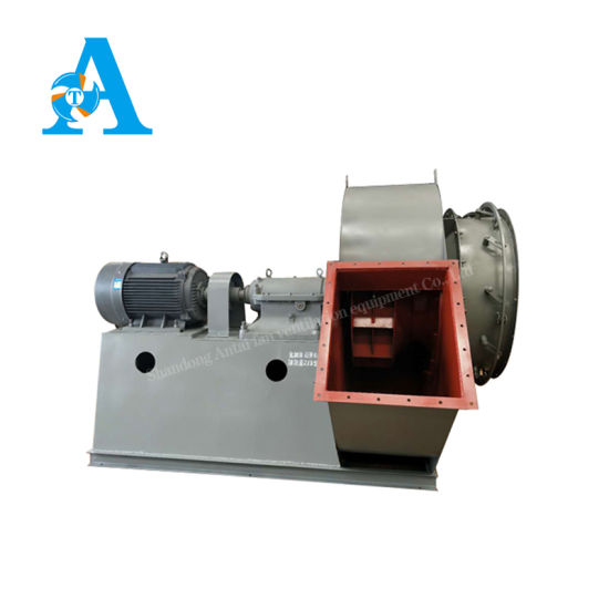 380V Induced Draft Fan/High Temperature Duct Centrifugal Fan Blower for Boiler or Furnace