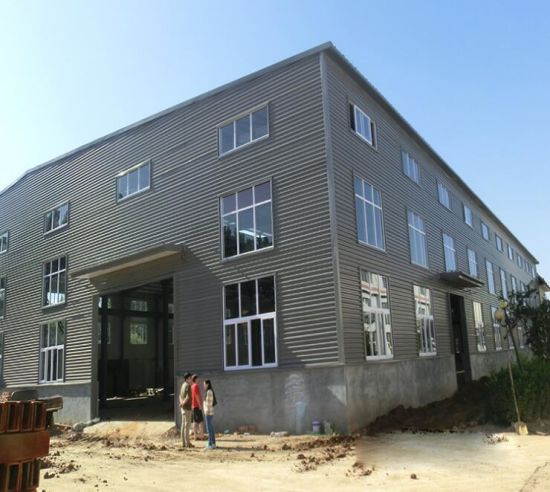 High Quality Prefabricated Metal Construction Steel Structure Warehouse