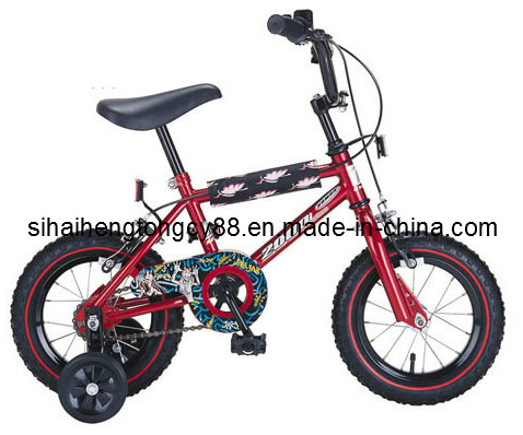 Boy Red MTB Type Kids Bike with Steel Rim (SH-KB024) pictures & photos
