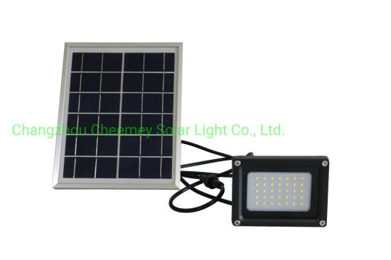 Direct Factory Price for 5W-50W Solar LED Flood Light Outdoor lighting