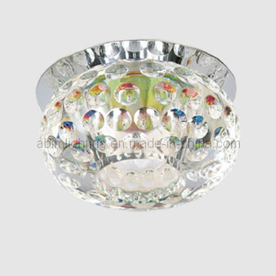 Ceiling Light/Crystal Ceiling Lamps/Colorful Crystal for Ceiling (AEL-B801-332)