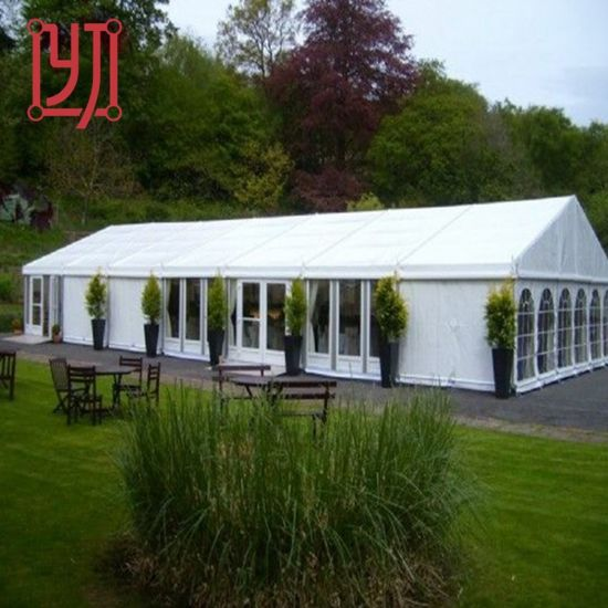 Luxury Big Outdoor PVC Wedding Event Party Marquee Tent Canopy