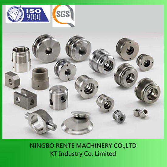 Precision Metal CNC Machining/Machinery/Machined Parts by Turning and Milling