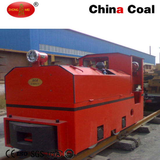 Ccg 5t Underground Mining Overhead Line Electric Diesel Locomotive pictures & photos