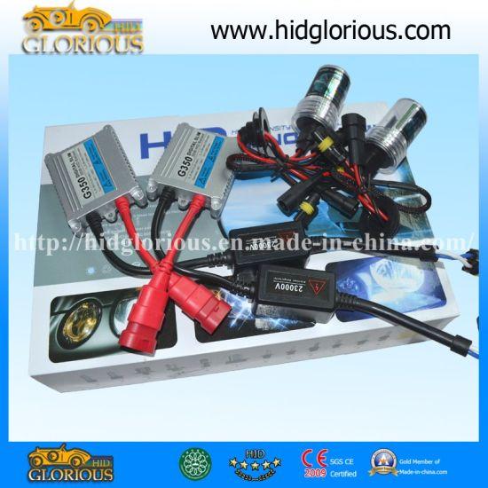 30000k H1 H3 H4 H7 H11 Digital  HID kit for Pink Purple Xenon Light 10000k