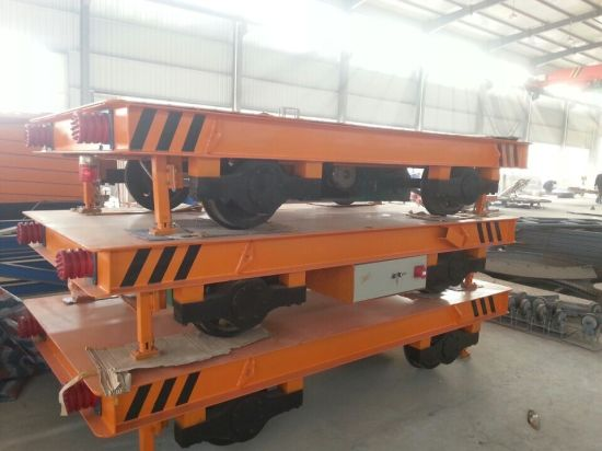 Factory Used On-rail Transfer Cargo Cart pictures & photos