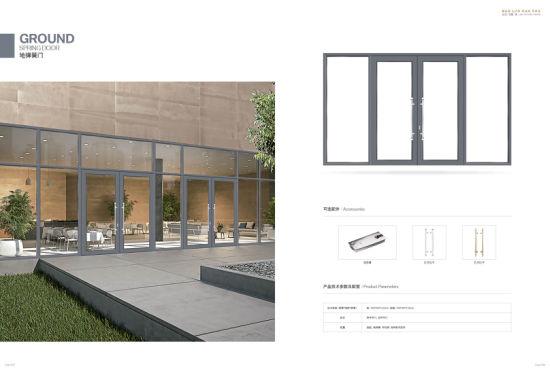 Aluminium Sliding Interior Doors for Home Villa Projects