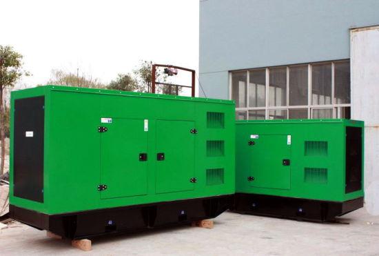 125KVA Low Noise Diesel Generator Set (HF100P2)
