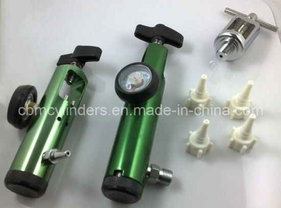 Click-Style Oxygen Regulators & Parts pictures & photos