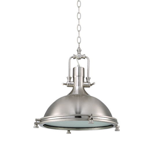 Antique Creative E27 Iron Glass Hanging Light Industrial Wind Pendant Lamp for Restaurant Pendant Light