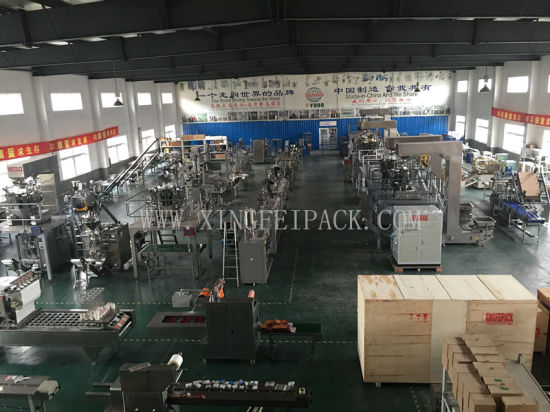 Biscuit Packing Machine Xf-Z pictures & photos