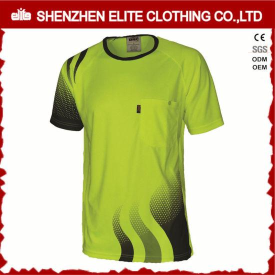 Safety T-Shirt Designs | China Custom Designs Class 2 Safety Reflective T Shirt China